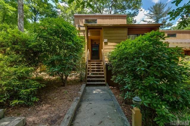 19-29 Emerald Ridge Road #29, Sapphire, NC 28774 (MLS #96832) :: Berkshire Hathaway HomeServices Meadows Mountain Realty