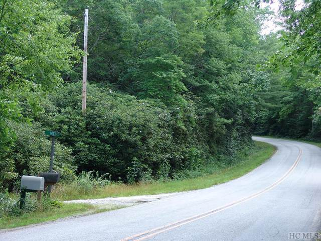 TBD Slick Fisher Road, Lake Toxaway, NC 28747 (MLS #96836) :: Berkshire Hathaway HomeServices Meadows Mountain Realty