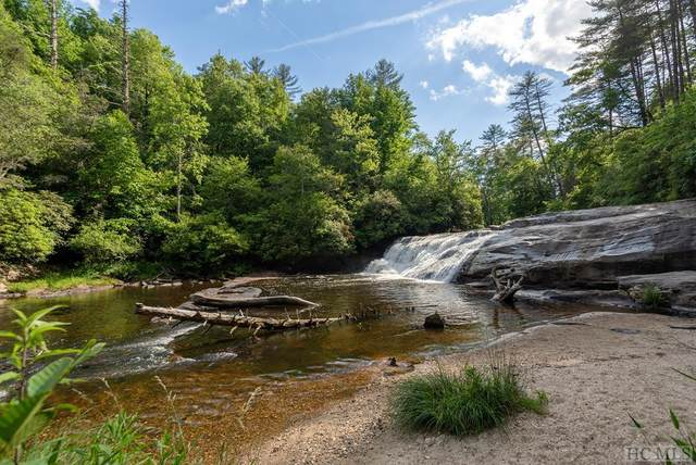 Lot 4&5 Heritage Drive, Sapphire, NC 28774 (MLS #96858) :: Pat Allen Realty Group