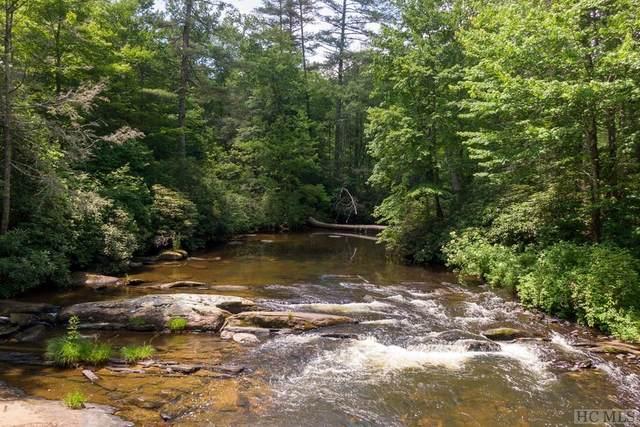 345 Hidden Lane, Sapphire, NC 28774 (MLS #96872) :: Berkshire Hathaway HomeServices Meadows Mountain Realty