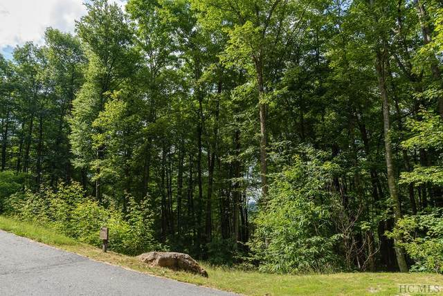 Lot 70 Firesong Lane, Glenville, NC 28736 (MLS #96876) :: Berkshire Hathaway HomeServices Meadows Mountain Realty
