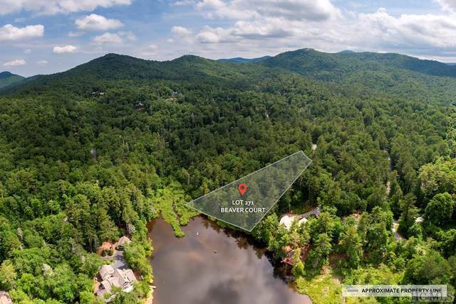 Lot 271 Beaver Court, Sapphire, NC 28774 (MLS #96883) :: Berkshire Hathaway HomeServices Meadows Mountain Realty