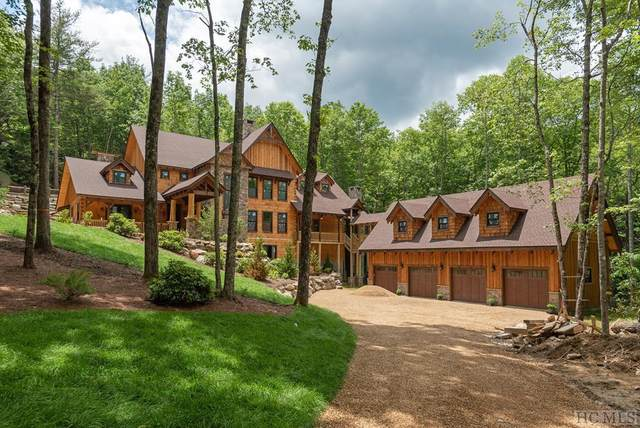 564 West Rochester Drive, Cashiers, NC 28717 (MLS #96887) :: Berkshire Hathaway HomeServices Meadows Mountain Realty