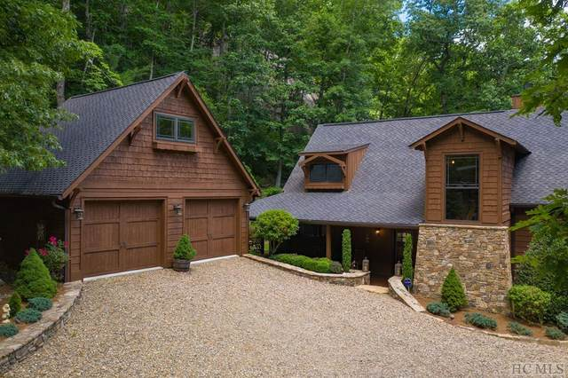 1454 Spring Forest Road, Sapphire, NC 28774 (MLS #96898) :: Pat Allen Realty Group