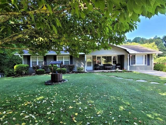 15 Shiver Ridge Road, Glenville, NC 28736 (MLS #96910) :: Pat Allen Realty Group