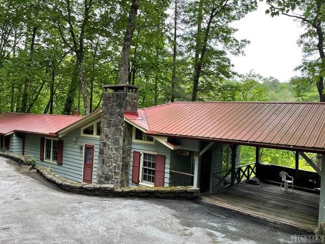 191 Sequoyah Ridge Road, Highlands, NC 28741 (MLS #96919) :: Berkshire Hathaway HomeServices Meadows Mountain Realty