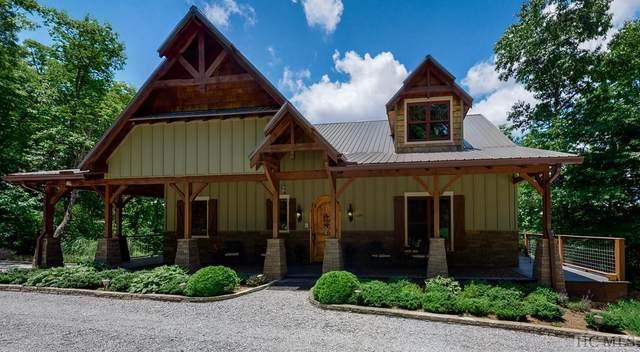 539 Jim Cochran Road, Franklin, NC 28734 (MLS #96921) :: Berkshire Hathaway HomeServices Meadows Mountain Realty