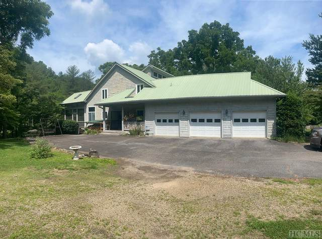 57 Hidden Village Trail, Highlands, NC 28741 (MLS #96943) :: Berkshire Hathaway HomeServices Meadows Mountain Realty