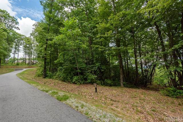 Lot 75 Firesong Lane, Glenville, NC 28736 (MLS #96946) :: Berkshire Hathaway HomeServices Meadows Mountain Realty