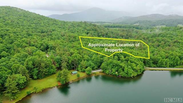 0 Lakeside Road, Scaly Mountain, NC 28775 (MLS #96948) :: Berkshire Hathaway HomeServices Meadows Mountain Realty