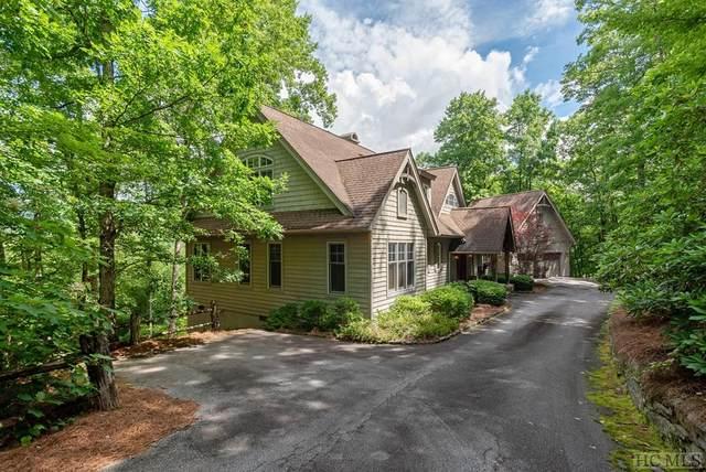 560 Beckonridge Trail, Sapphire, NC 28774 (MLS #96958) :: Pat Allen Realty Group