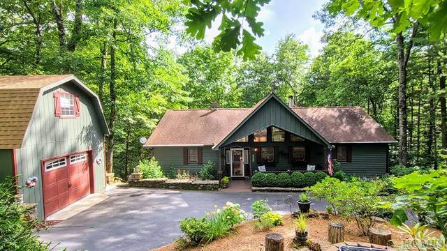 10 Poplar Court, Sapphire, NC 28774 (MLS #96961) :: Berkshire Hathaway HomeServices Meadows Mountain Realty
