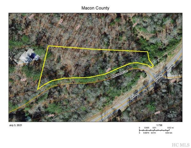 Lot 14B Mirrormont Drive, Highlands, NC 28741 (MLS #96983) :: Pat Allen Realty Group