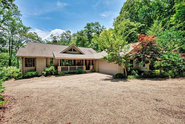 1388 Cullowhee Forest Road, Cullowhee, NC 28723 (MLS #96988) :: Pat Allen Realty Group