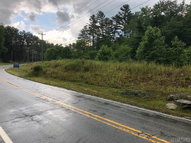 TBD Hwy 64E, Sapphire, NC 28774 (MLS #96994) :: Berkshire Hathaway HomeServices Meadows Mountain Realty