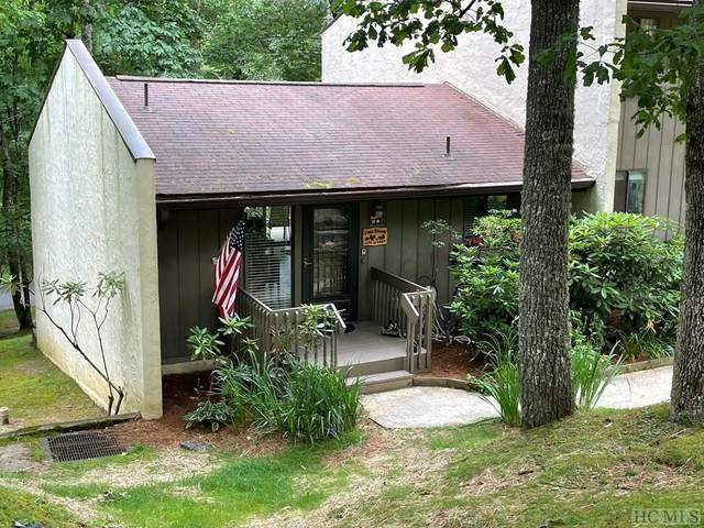 72 #12A Dogwood Knob Lane 12-A, Sapphire, NC 28717 (MLS #97006) :: Pat Allen Realty Group