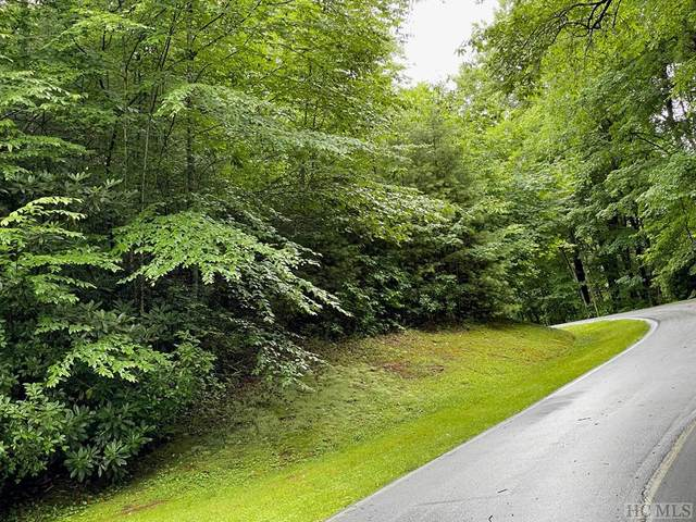none Long Hunters Road, Lake Toxaway, NC 28747 (MLS #97008) :: Berkshire Hathaway HomeServices Meadows Mountain Realty