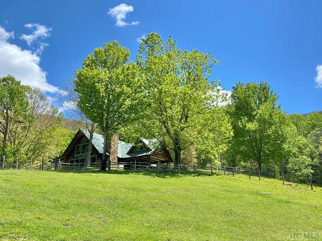 349 Little Ellijay Road, Franklin, NC 28734 (MLS #97011) :: Berkshire Hathaway HomeServices Meadows Mountain Realty