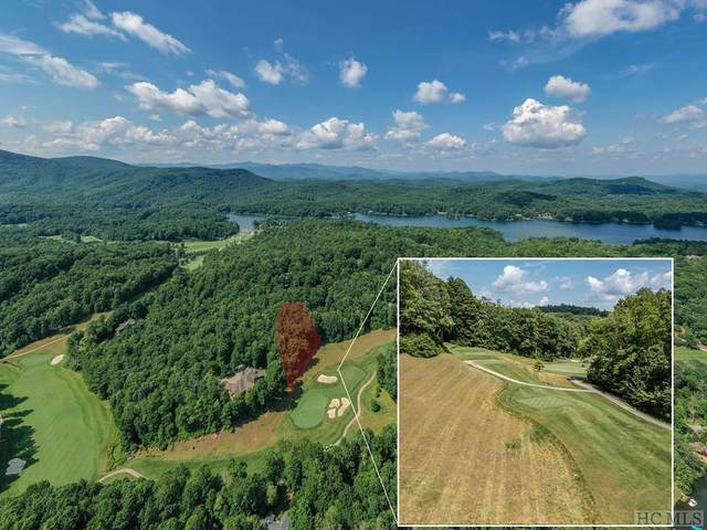 J 42 Cherokee Trace, Lake Toxaway, NC 28747 (MLS #97016) :: Berkshire Hathaway HomeServices Meadows Mountain Realty