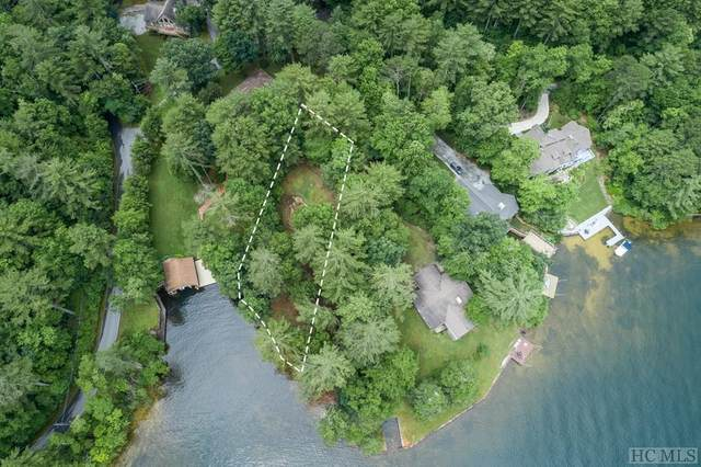 0 North East Shore Drive, Lake Toxaway, NC 28474 (MLS #97033) :: Berkshire Hathaway HomeServices Meadows Mountain Realty