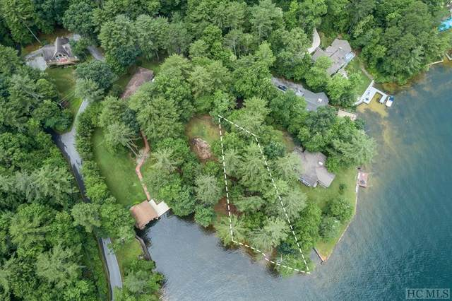 0 North East Shore Drive, Lake Toxaway, NC 28747 (MLS #97034) :: Berkshire Hathaway HomeServices Meadows Mountain Realty