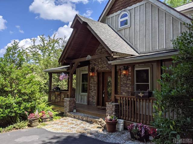 181 Birdnest Road, Sapphire, NC 28774 (MLS #97040) :: Berkshire Hathaway HomeServices Meadows Mountain Realty