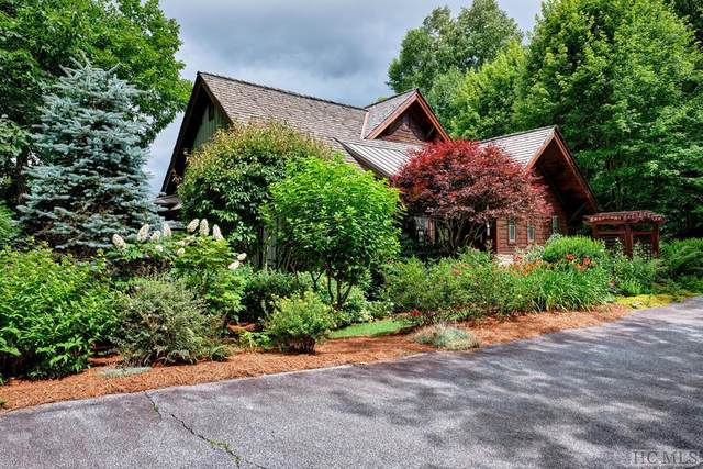 776 Highlands Cove Drive, Highlands, NC 28741 (MLS #97041) :: Pat Allen Realty Group