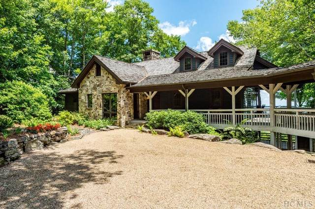 1118 Toxaway Drive, Lake Toxaway, NC 28747 (MLS #97043) :: Berkshire Hathaway HomeServices Meadows Mountain Realty