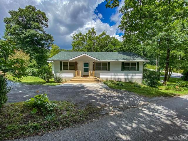 27 Eastside Duck Mountain Road, Scaly Mountain, NC 28775 (MLS #97044) :: Berkshire Hathaway HomeServices Meadows Mountain Realty
