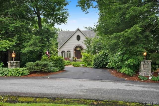 15 Primrose Lane, Highlands, NC 28741 (MLS #97045) :: Pat Allen Realty Group