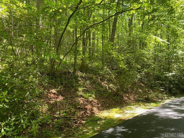 Lot 102 West Christy Trail, Sapphire, NC 28774 (MLS #97049) :: Berkshire Hathaway HomeServices Meadows Mountain Realty
