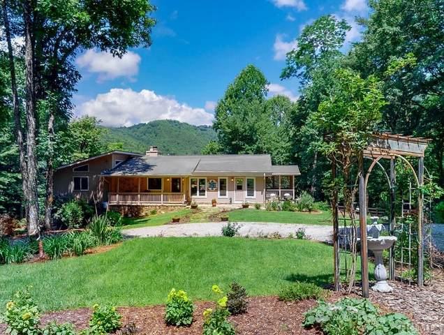 441 Tower Road, Sapphire, NC 28774 (MLS #97052) :: Berkshire Hathaway HomeServices Meadows Mountain Realty