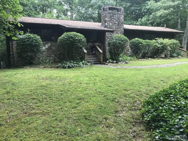 263 Fox Ridge Road, Lake Toxaway, NC 28747 (MLS #97056) :: Berkshire Hathaway HomeServices Meadows Mountain Realty