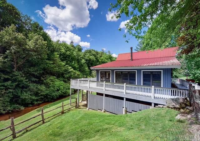 452 Norton, Cashiers, NC 28723 (MLS #97057) :: Berkshire Hathaway HomeServices Meadows Mountain Realty