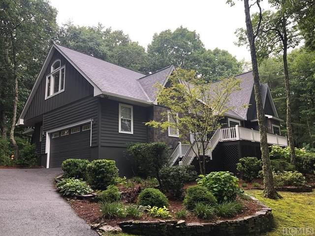 75 Hemlock Woods Drive, Highlands, NC 28741 (MLS #97067) :: Pat Allen Realty Group