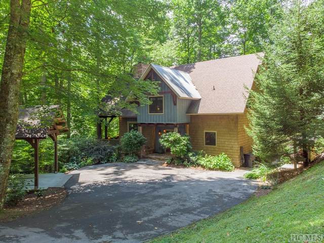 809 Gibson, Franklin, NC 28734 (MLS #97071) :: Berkshire Hathaway HomeServices Meadows Mountain Realty