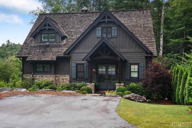 48 Hemlock Ridge, Highlands, NC 28741 (MLS #97074) :: Berkshire Hathaway HomeServices Meadows Mountain Realty