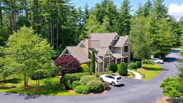 85 Village Walk #3, Highlands, NC 28741 (MLS #97083) :: Pat Allen Realty Group