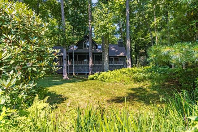 170 Mossy Rock Road, Sapphire, NC 28774 (MLS #97084) :: Berkshire Hathaway HomeServices Meadows Mountain Realty