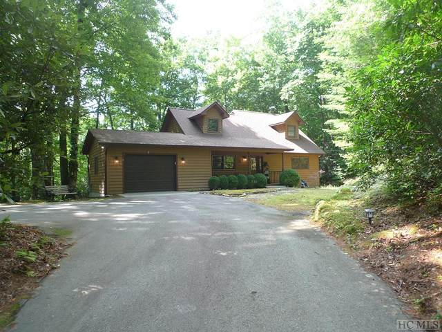79 Home Lane, Sapphire, NC 28774 (MLS #97088) :: Berkshire Hathaway HomeServices Meadows Mountain Realty