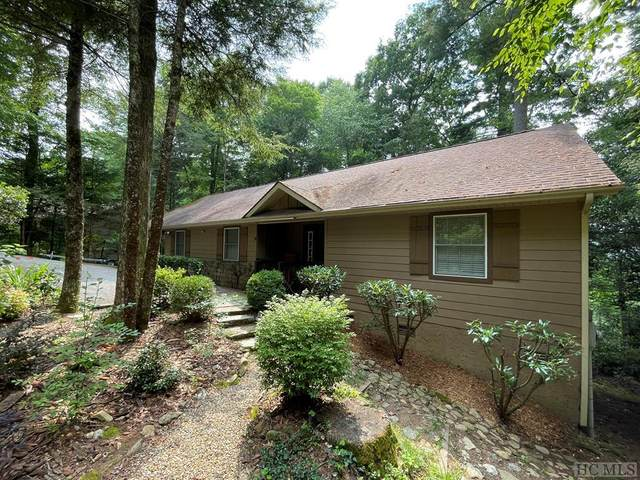 2500 E Upper Whitewater Road, Sapphire, NC 28474 (MLS #97090) :: Pat Allen Realty Group