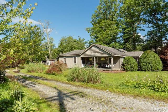 146&104 Burns Street, Cashiers, NC 28717 (MLS #97092) :: Berkshire Hathaway HomeServices Meadows Mountain Realty