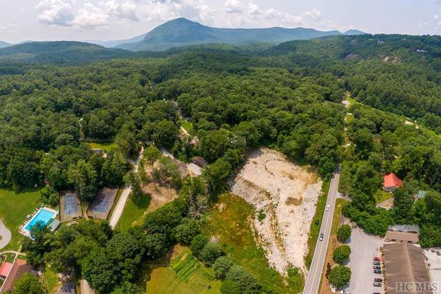 tbd Us 64W, Cashiers, NC 28717 (MLS #97094) :: Pat Allen Realty Group