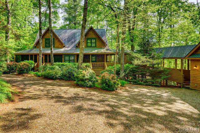 1789 Flat Mountain Road, Highlands, NC 28741 (MLS #97099) :: Berkshire Hathaway HomeServices Meadows Mountain Realty