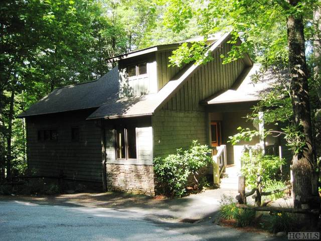 312 Scotch Highlands Loop, Sapphire, NC 28774 (MLS #97101) :: Pat Allen Realty Group