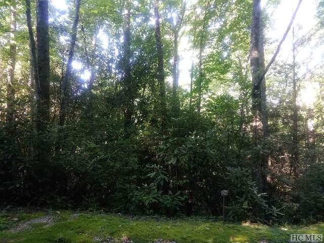 Lot 26 Rock Creek Court, Sapphire, NC 28774 (MLS #97103) :: Pat Allen Realty Group