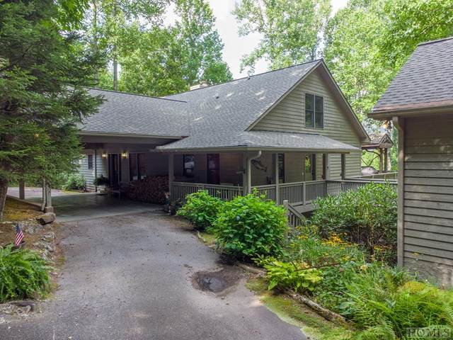 245 Montreat Drive, Glenville, NC 28736 (#97115) :: High Vistas Realty