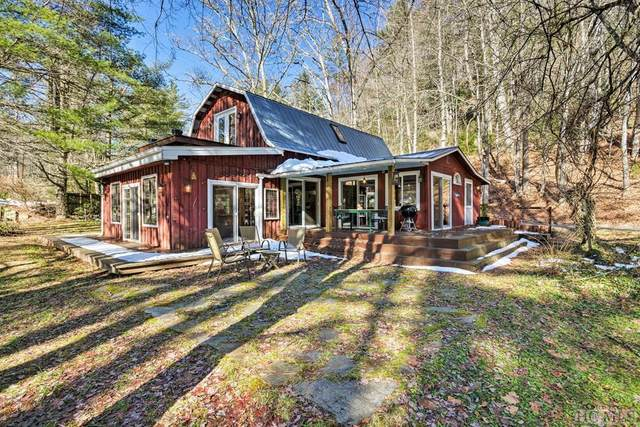 6 Memory Lane, Cullowhee, NC 28723 (MLS #97121) :: Berkshire Hathaway HomeServices Meadows Mountain Realty