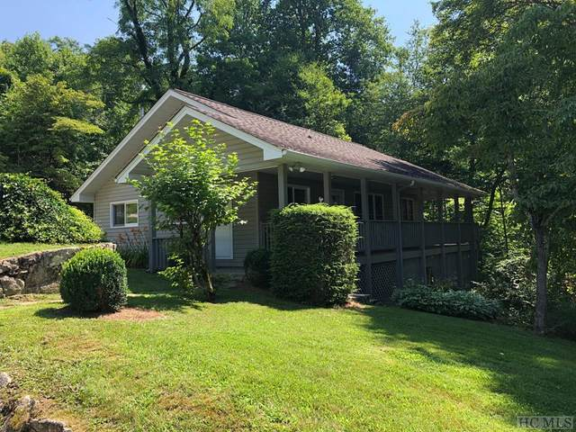142 Old Post Office Road, Glenville, NC 28736 (MLS #97125) :: Pat Allen Realty Group