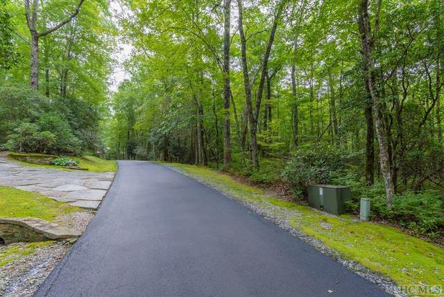 Lot 3 Club Drive, Cashiers, NC 28717 (MLS #97145) :: Berkshire Hathaway HomeServices Meadows Mountain Realty